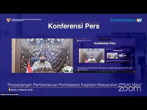 Laporan Khusus: PPKM Mikro Diperpanjang hingga 22 Maret 2021
