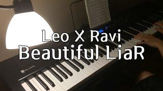 getlinkyoutube.com-빅스 LR (VIXX LR) - Beautiful Liar - Piano Cover 뷰티풀 라이어 피아노 커버