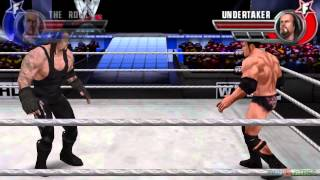 WWE All Stars - PSP Gameplay 1080p (PPSSPP)