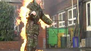 getlinkyoutube.com-Fire Stunts at The London Stunt School.mov