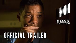 Concussion - Official Trailer (2015) -  Will Smith width=
