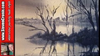 getlinkyoutube.com-Learn to paint landscapes in watercolour