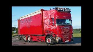 getlinkyoutube.com-Strängnäs Truck Meet 2014 Sweden