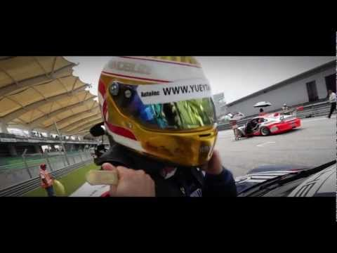 Singapore GP 2011 Preview with Yuey Tan - Porsche Carrera Cup Asia