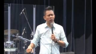 getlinkyoutube.com-Pdt. John Panggabean 24 June 2016 Doa Malam Bethany Sukomanunggal