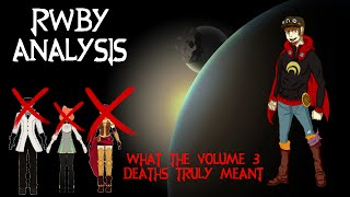 getlinkyoutube.com-What The Deaths of Vol. 3 Meant: RWBY Analysis