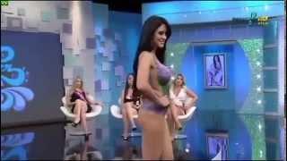 getlinkyoutube.com-Brazilian Sexy Girls Body Paint