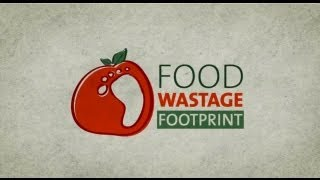 Food wastage footprint