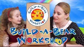 getlinkyoutube.com-Build A Bear Surprise for Isabella - Episode 1