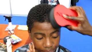 getlinkyoutube.com-Hair twisting demo in the UK