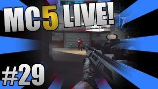 "getlinkyoutube.com-Modern Combat 5: Blackout - LIVE! #29 | ""IMP-S!""  (Tier 6 Sniper!)"