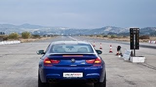 getlinkyoutube.com-BMW M6 F13 vs Porsche GT3 RS 9ff vs Audi RS6