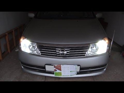 Замена галогеновых автоламп ближнего света на светодиодные