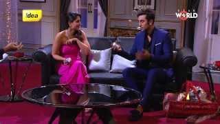 getlinkyoutube.com-Rapid Fire Round with Kareena and Ranbir Kapoor!