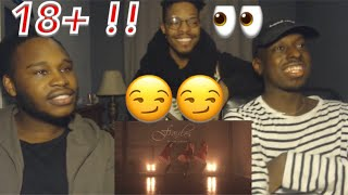 FRAULES - FEEL IT sexy choreo by  Fraules team 18+ [ REACTION ]