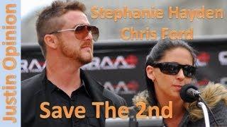 getlinkyoutube.com-Save The 2nd - Sons Of Guns stars Stephanie Hayden and Kris Ford