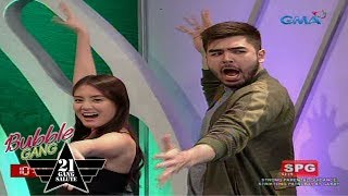 Bubble Gang: Arra and Andre for the win!