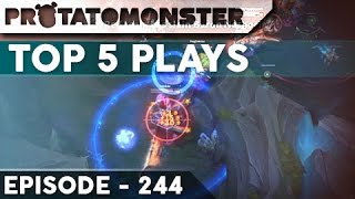 League of Legends Top 5 Plays Week 244