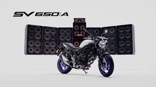getlinkyoutube.com-2016 Suzuki SV650/A - official video