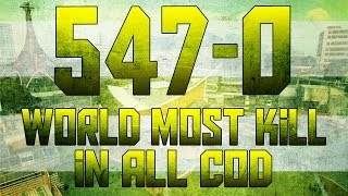 getlinkyoutube.com-547-0 ! OLD WORLD RECORD ! Plus gros ratio tous CoD confondu ! by other-gun