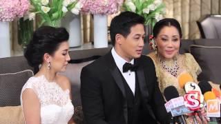 getlinkyoutube.com-ดอน ธีระธาดา วิวาห์ สาวเวียดนาม แหวนแต่งงาน 22 ล้าน
