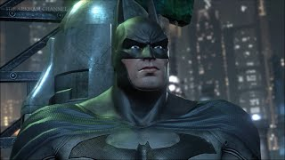 getlinkyoutube.com-Batman: Return to Arkham – Arkham City – Walkthrough – Intro