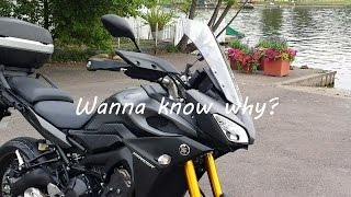 getlinkyoutube.com-Why I chose the Yamaha MT-09 Tracer FJ-09 Owner Review