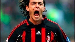 getlinkyoutube.com-Filippo Inzaghi - All Goals for AC Milan!