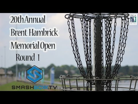 Brent Hambrick Memorial Open presented by Discraft - Round 1