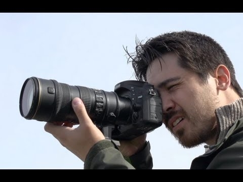 D600 Hands-On Field Test