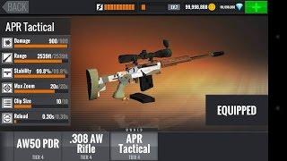getlinkyoutube.com-تهكير لعبة  sniper 3D بدون روت