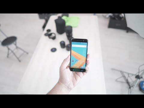 HTC 10 إنطباعي عن جهاز