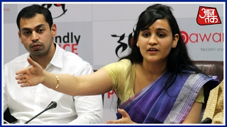 UP Ke Dil Mein Kya Hai: Mulayam Singh's Bahu Aparna Yadav To Fight Tough