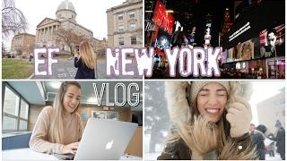 ¡Mi experiencia en EF New York! | Natalia Merino