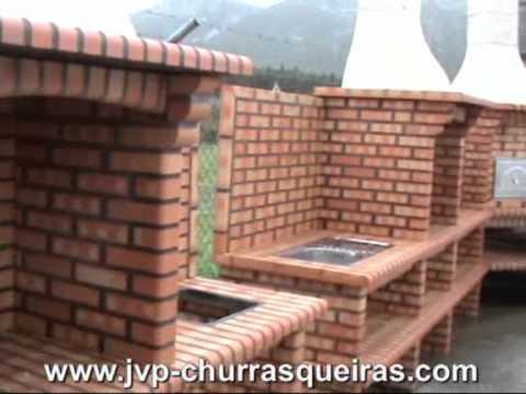 JVP fabricantes Churrasqueiras, Barbacoas, barbecues, bbq, churrasqueira