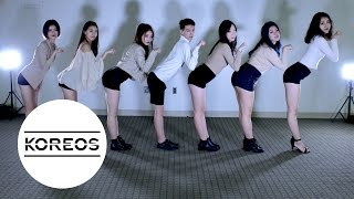 getlinkyoutube.com-[Koreos] AOA (에이오에이) - Excuse Me Dance Cover