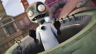 getlinkyoutube.com-Plants Vs Zombies Heroes Trailer Oficial del Juego
