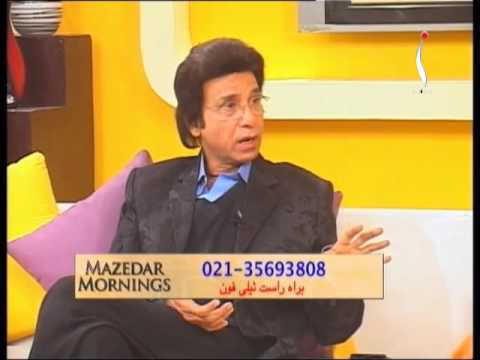 Mazedar Morning with Yasmeen on Indus Television 20 01 2014 Part 02