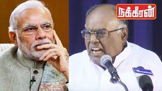 getlinkyoutube.com-Pazha Karuppaiah about  Uniform Civil Code | Modi forced Muslims to Become Hindus ?