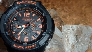 getlinkyoutube.com-G-Shock GW-3000B-1AER review
