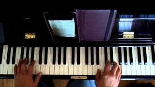 getlinkyoutube.com-WAVE - Piano Cover of Antonio Carlos Jobim