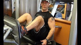 "Leg Press 101: Can This ""Machine"" Increase Your STRENGTH?"