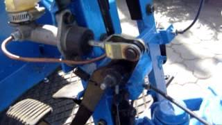 getlinkyoutube.com-Мини трактор из мотоблока НЕВА - Гродненская версия ч.1