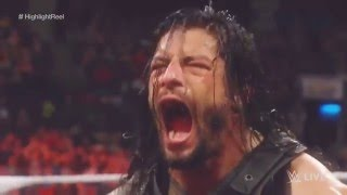 getlinkyoutube.com-رومان رينز ينتقم من بروك ليسنر وتدخل بيت وايت WWE