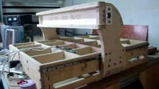 getlinkyoutube.com-CNC FORUM ITALIA  CNC KIT HOBBY IL NUOVO PANTOGRAFO IN LEGNO A CONTROLLO NUMERICO
