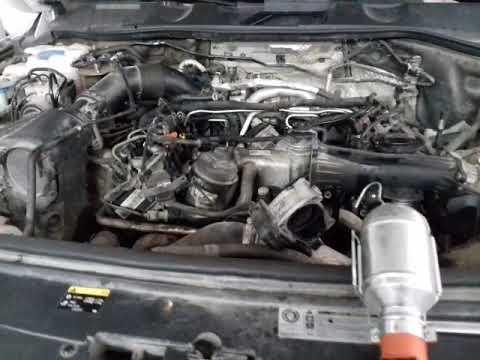 Жесть на СТО. Что будет если VW TOUAREG завести без впускного коллектора. Будни АвтоСервис.