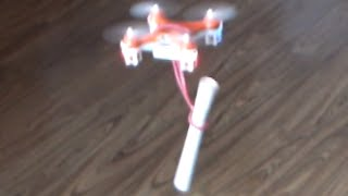 getlinkyoutube.com-CX10 mini drone lift force test