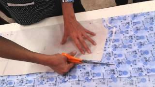 getlinkyoutube.com-ตัดผ้าทำชุดนอน