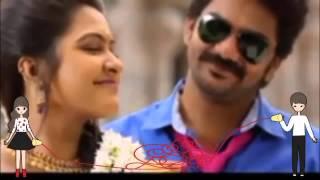 vettaiyan meenatchi love scene 13