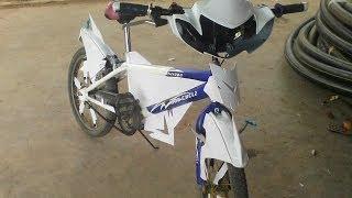 Độ xe đạp BMX